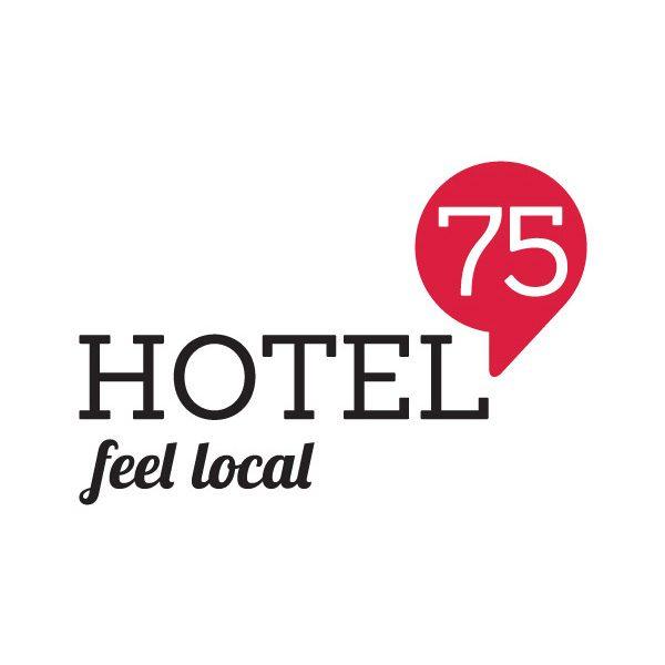 מיתוג וקונספט מלון HOTEL 75 - סטודיו To Do