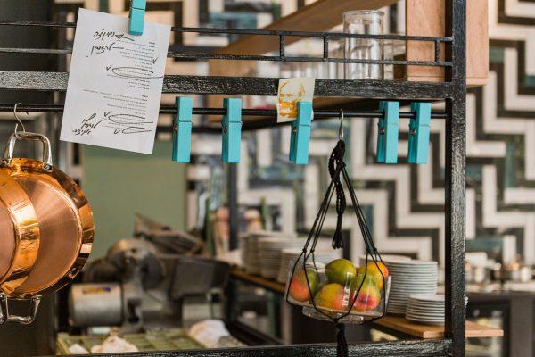 עיצוב פנים ומיתוג מסעדת MAPU - סטודיו To Do