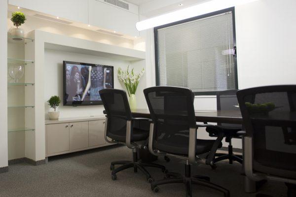 עיצוב פנים משרדים - סטודיו To Do