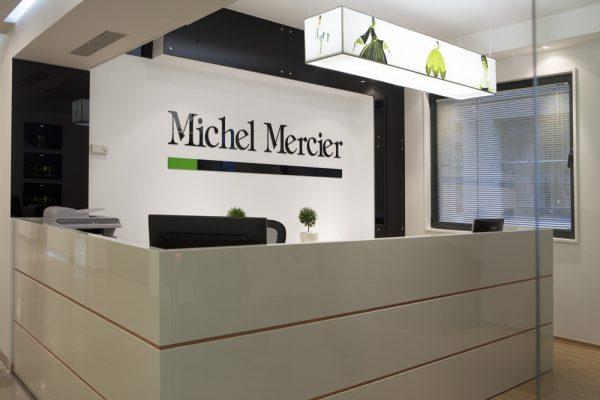 """עיצוב פנים משרדי """"מישל מרסייה"""" - סטודיו To Do"""
