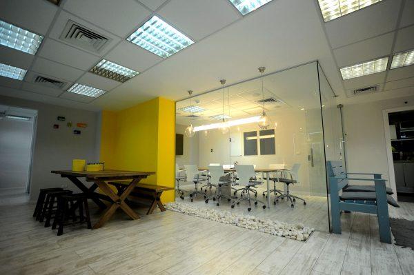 עיצוב פנים משרדים- סטודיו To Do