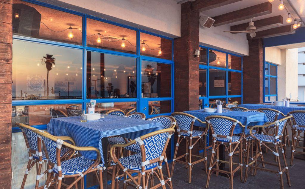 עיצוב פנים מסעדת יאסו תל אביב - סטודיו 2DO